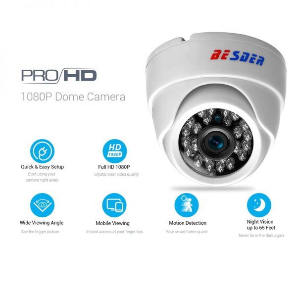 BESDER-Dome-Onvif-Rtsp-Full-HD-1080P